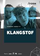 Klangstof at /FORM Space