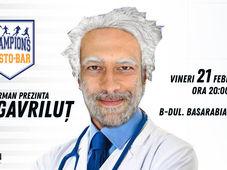 Dr. Gavriluț | Silviu Gherman show