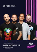 The Fool: Stand-up comedy cu Bordea, Gherghe, Cortea și Mane