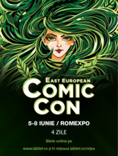 East European Comic Con 2020