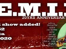E.M.I.L. 20 De Ani (Second Show)