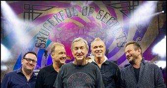 Nick Mason's (Pink Floyd) Saucerful Of Secrets la Arenele Romane