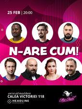 The Fool: N-are cum!