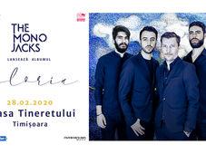 Timișoara: The Mono Jacks – lansare album Gloria