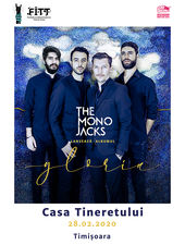 Timișoara: The Mono Jacks – lansare album Gloria