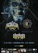 Cluj-Napoca: Machiavellian God, Carousel, Shadows Out of Time live