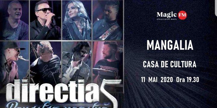 Mangalia: Concert Directia 5 - Povestea Noastra