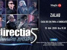 Zalau: Concert Directia 5 - Povestea Noastra