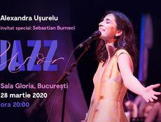 Alexandra Usurelu: Usor Jazz