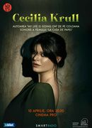"Concert  Cecilia Krull-vocea din ""La Casa de Papel"""
