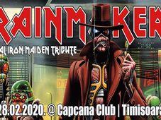 Timisoara: Iron Maiden Real Tribute - Rainmaker