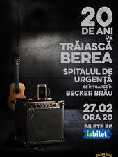 Concert Spitalul de Urgență