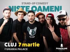 Cluj-Napoca: Stand Up Comedy cu 'Niște Oameni'