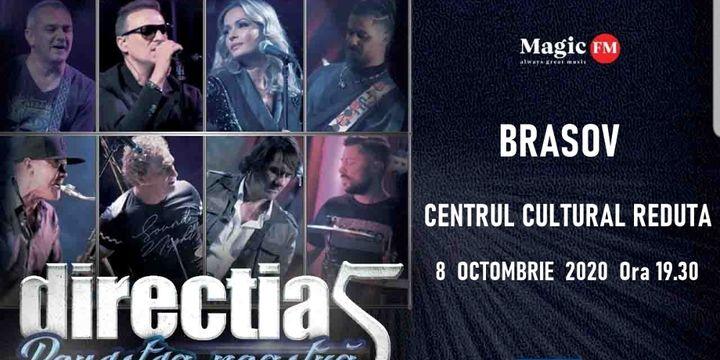 Brasov: Concert Directia 5