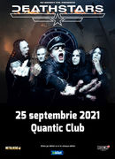 DEATHSTARS canta la Quantic Club