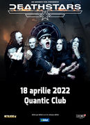 DEATHSTARS canta la Quantic Club