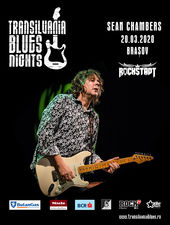 Brașov: Sean Chambers @ Transilvania Blues Nights