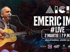 Concert Emeric Imre #Aici