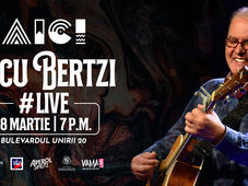 Concert Ducu Bertzi #Aici