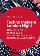 Cluj-Napoca: Techno Insiders London Night