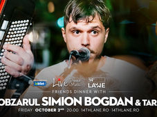 Concert Cobzarul Simion Bogdan & Taraf