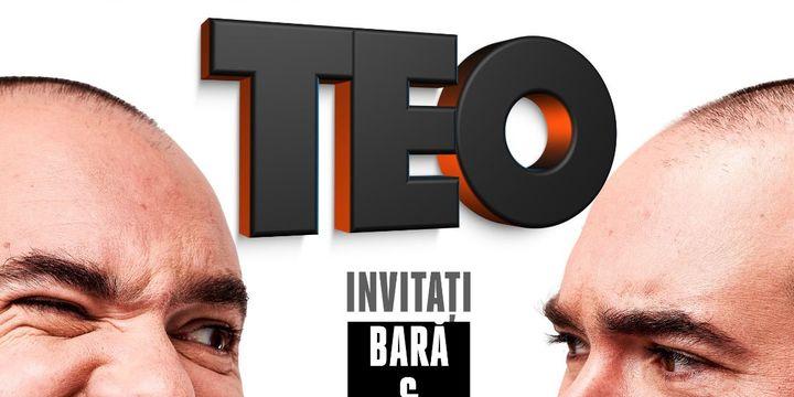 Teo - Asta-i stand-up?! @Amfiteatrul Mihai Eminescu