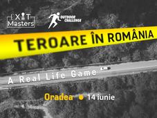 Teroare în Oradea: A Real Life Game