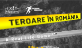 Teroare în Sibiu: A real life game