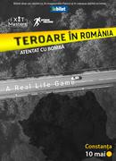 Teroare în Constanța: A real life game