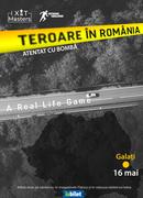 Teroare în Galați: A real life game