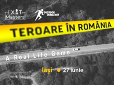 Teroare în Iași: A real life game