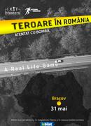 Teroare în Brașov: A real life game