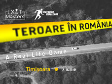Teroare în Timișoara: A real life game