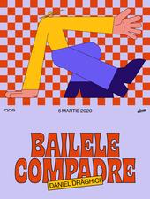 Gradina Floreasca: Bailele Compadre cu Daniel Draghici