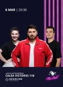 The Fool: Stand-up comedy cu Micutzu, Mirică și Teodora
