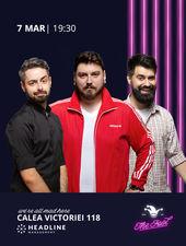 The Fool: Stand-up comedy cu Micutzu, Bucălae și Geo