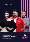 The Fool: Stand-up comedy cu Micutzu, Cortea și Teodora