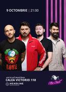 The Fool: Stand-up comedy cu Bordea, Micutzu, Claudiu și Geo