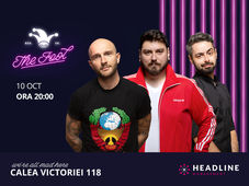 The Fool: Stand-up comedy cu Bordea, Micutzu și Bucălae