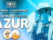 Azur // 12 septembrie // Berăria H