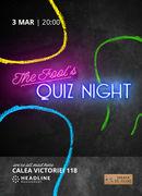 The Fool's Quiz Night
