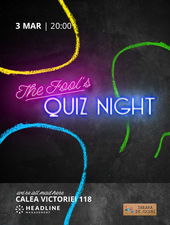 The Fool's Quiz Night