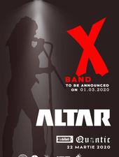 Concert X + Altar