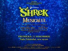 Shrek Musicalul – Premiera Nationala