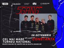 Constanța: Concert - 5GANG 1