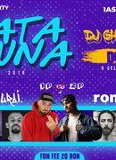 Iasi: O Data Pe Luna party w/ Dj Gharaa & gAZAh at Underground Pub