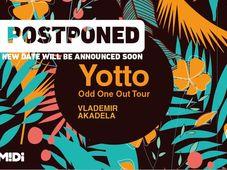 Yotto | Odd One Out Tour at Midi