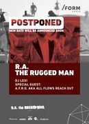 R.A. The Rugged Man at /FORM Space