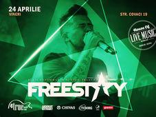 Live în Sufragerie: FreeStay
