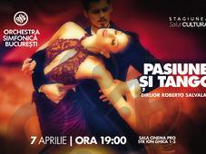 Pasiune și Tango - Orchestra Simfonica Bucuresti